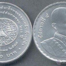 Monedas antiguas de Asia: THAILANDIA / TAILANDIA 20 BAHT 2004 RAMA IV. Lote 129136850
