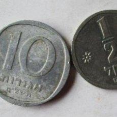 Monedas antiguas de Asia: 4 DE ISRAEL. Lote 40885786
