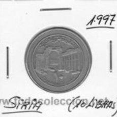 Monedas antiguas de Asia: SIRIA 10 LIBRAS 1997. Lote 41754583