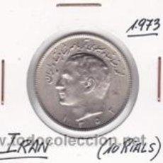 Monedas antiguas de Asia: IRAN 10 RIALS 1973. Lote 41991574