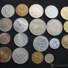 Monedas antiguas de Asia: INDONESIA,LOTE DE MONEDAS. Lote 42143260