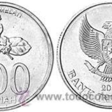 Monedas antiguas de Asia: INDONESIA 500 RUPIAS 2003 KM 67 JAZMIN. Lote 47378902