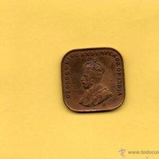 Monedas antiguas de Asia: MM 1 CÉNTIMO DE RÚPIA. INDIA. 1920. GEORGE V. VER FOTOGRAFIA. PRECIOSA. Lote 44638950