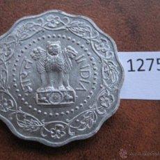 Moedas antigas da Ásia: INDIA REPUBLICA, 10 PAISA 1972. Lote 44661892