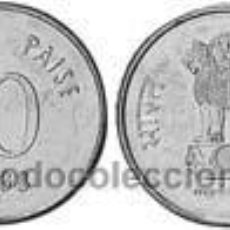 Monedas antiguas de Asia: INDIA 10 PAISA 1988C KM 40.1. Lote 295274953