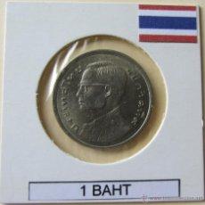 Monedas antiguas de Asia: TAILANDIA 1 BAHT 1977. KM. Y110. Lote 45708072