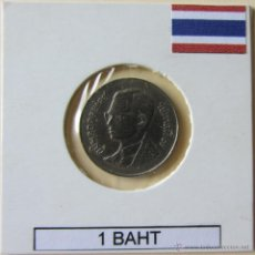 Monedas antiguas de Asia: TAILANDIA 1 BAHT KM. Y183. Lote 45708146