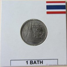 Monedas antiguas de Asia: TAILANDIA 1 BAHT KM. Y183. Lote 45708181