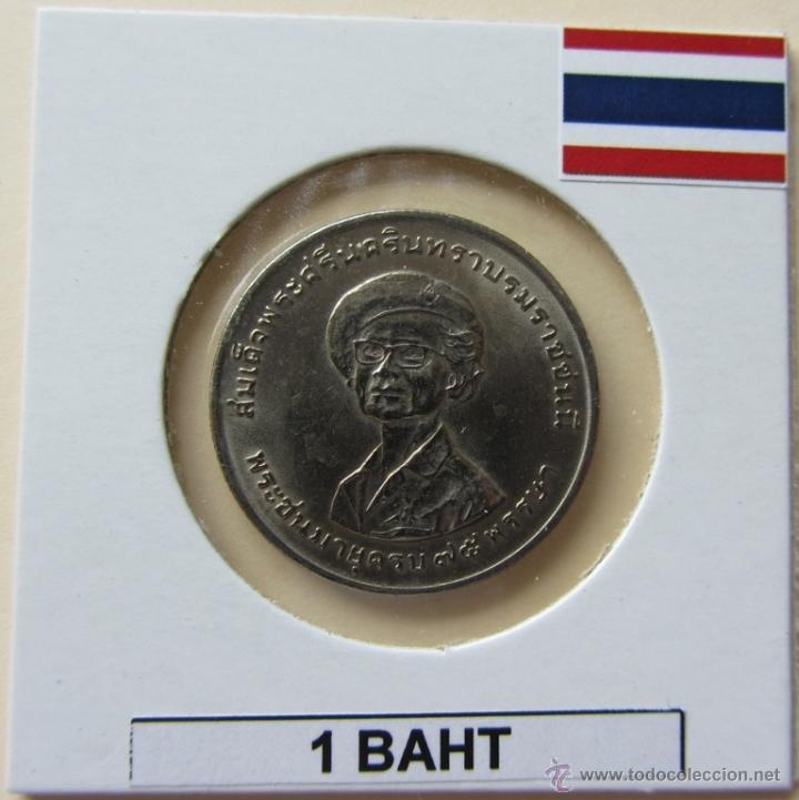 TAILANDIA 1 BAHT 1975. KM. Y197 (Numismática - Extranjeras - Asia)