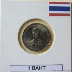 Monedas antiguas de Asia: TAILANDIA 1 BAHT 1996. KM. Y330. Lote 45708266