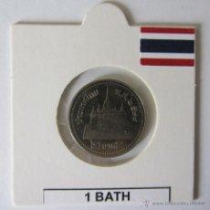 Monedas antiguas de Asia: TAILANDIA 1 BAHT KM. Y444. Lote 45708315