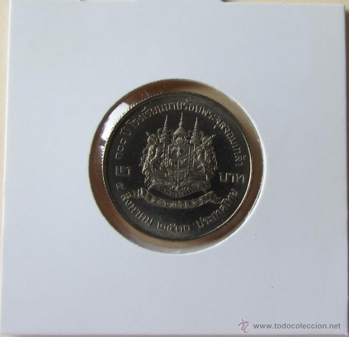 TAILANDIA 2 BAHT 1987. KM. Y188 (Numismática - Extranjeras - Asia)