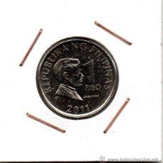 Monedas antiguas de Asia: FILIPINAS : 1 PISO 2011 SIN CIRCULAR . Lote 49170258