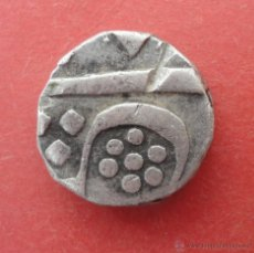 Monedas antiguas de Asia: 1/2 MEDIA RUPIA. INDIA. BARODA.. Lote 49666419