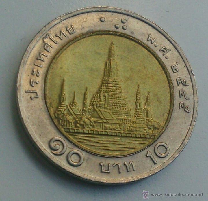 tailandia - moneda de 10 bath - Comprar Monedas antiguas de Asia en ...
