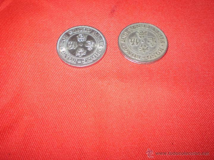 Monedas antiguas de Asia: LOTE DE 2 MONEDAS THE SECOND QUEEN ELISABETH - Foto 2 - 51542546