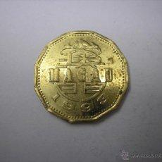 Monedas antiguas de Asia: MACAO , 20 AVOS DE METAL DE 1993. Lote 52659394