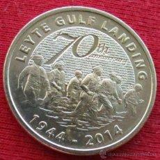 Monnaies anciennes d'Asie: FILIPINAS 5 PESO 2014 SEGUNDO FRENTE. Lote 218356035