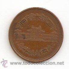 Monedas antiguas de Asia: RARA MONEDA DE ASIA POR CLASIFICAR VALOR 10 (MÁS DATOS POR DEFINIR) 4,50GR-23MM. COBRE MBC+. Lote 54688374