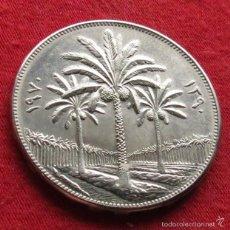 Monedas antiguas de Asia: IRAQ 250 FILS 1970 FAO F.A.O. IRAK UNC. Lote 56659146