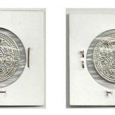 Monedas antiguas de Asia: TIBET, TANGSKA, MONEDA DE PLATA FINALES DEL XIX. Lote 57092481