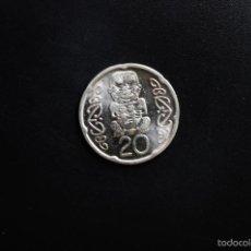 Monedas antiguas de Asia: NEW ZELAND - 20 - 2008 - MBC+. Lote 58631928