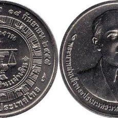 Monedas antiguas de Asia: THAILANDIA / TAILANDIA 20 BAHT 2016 CENTENARIO AUDITOR GENERAL. Lote 129134062