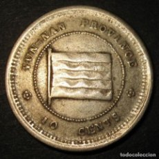 Monedas antiguas de Asia: CHINA/YUNNAN 10 CENTS 1923.. Lote 71192733
