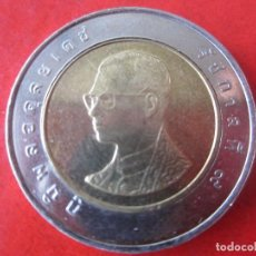 Monedas antiguas de Asia: THAILANDIA. MONEDA DE 10 BATH. Lote 91750935