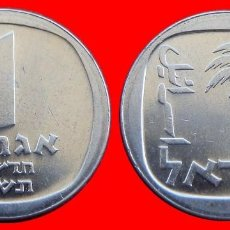 Monedas antiguas de Asia: 1 AGORAH 1980 SIN CIRCULAR ISRAEL 0133SC COMPRAS SUPERIORES 40 EUROS ENVIO GRATIS. Lote 95506243