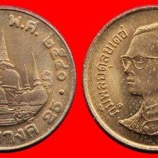 Monedas antiguas de Asia: 25 SATANG 1997 SIN CIRCULAR TAILANDIA 0282SC COMPRAS SUPERIORES 40 EUROS ENVIO GRATIS. Lote 95589519