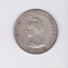 Monedas antiguas de Asia: MONEDAS - INDIA PORTUGUESA - 1 RUPIA 1912/1 - AG - KM-18 (MBC). Lote 99402307