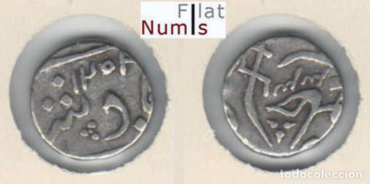 INDIA - BARODA - 1/2 RUPIA - 1798/1806 - PLATA - E.B.C. (Numismática - Extranjeras - Asia)