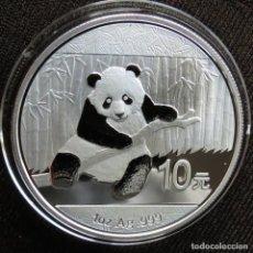 Monedas antiguas de Asia - China 10 yuan 2014 Panda - 103452227
