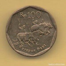 Monedas antiguas de Asia: INDONESIA - 100 RUPIAS . Lote 103628799