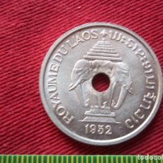 Monedas antiguas de Asia: 20 CENTS LAOS 1952 S/C. Lote 103863611