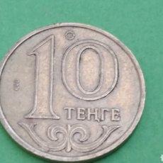 Monedas antiguas de Asia: KAZAJISTÁN 10 TENGE 2002. Lote 104319871