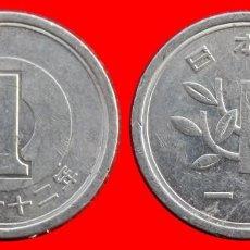 Monedas antiguas de Asia: 1 YEN 1987 JAPON 06718T COMPRAS SUPERIORES 40 EUROS ENVIO GRATIS. Lote 107659423
