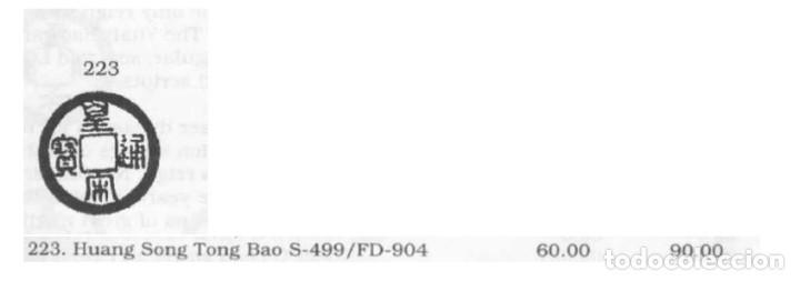 Monedas antiguas de Asia: CHINA - HUANG SONG TONG BAO - (1039-1053) - DINASTIA SONG - MBC- - Foto 3 - 107864963