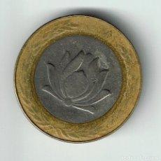 Monedas antiguas de Asia: IRAN 250 RIALS - BIMETALICA. Lote 109494859