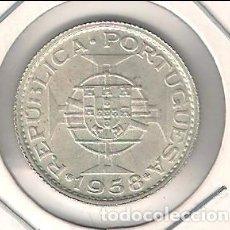 Monedas antiguas de Asia: MONEDA DE 3 ESCUDOS DE TIMOR DE 1958 COLONIA PORTUGUESA. PLATA. SC. WORLD COINS-KM 14. (ME 1494). Lote 109574707