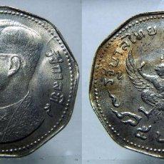 Monedas antiguas de Asia: MONEDA DE TAILANDIA 5 BATH. Lote 111810255