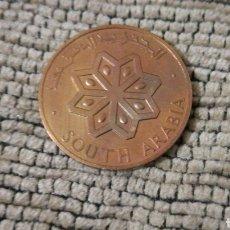 Monedas antiguas de Asia: 5 FILS DE ARABIA DEL SUR 1964. Lote 111902942