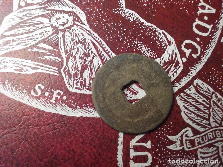 Monedas antiguas de Asia: DYNASTIA SONG - ZHE ZONG CASH - 1086-1093 DC - Foto 2 - 112327963