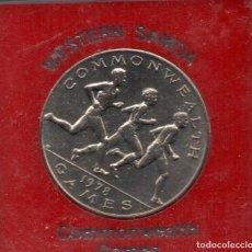 Monedas antiguas de Asia: SAMOA & SISIFO 1 TALA 1978 KM30 EN ESTUCHE. Lote 112349603