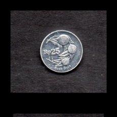 Monedas antiguas de Asia: INDONESIA 25 RP 1994.. Lote 113664643