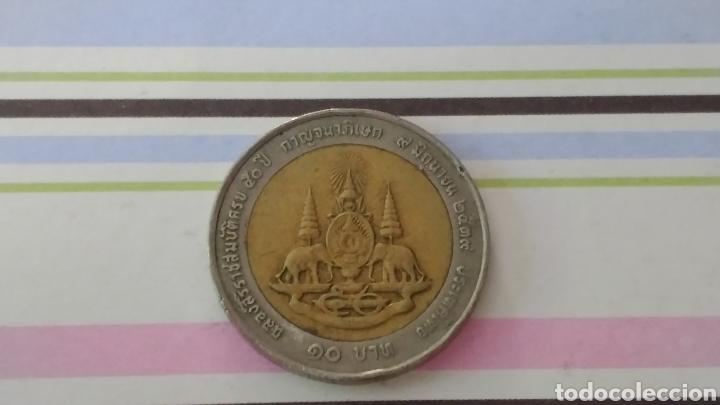 Monedas antiguas de Asia: TAILANDIA 10 BAHT - Foto 2 - 114359966