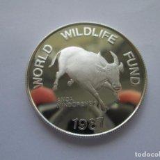 Monedas antiguas de Asia: FILIPINAS * 200 PISO 1987 * PLATA PROOF. Lote 115099407