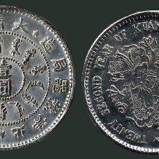 Monedas antiguas de Asia: CHINA - TWENTY SECOND YEAR OF KUANG HSU PEI YANG ARSENAL ARSENAL. Lote 124264695
