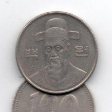 Monedas antiguas de Asia: COREA DEL SUR - 100 WON 1995 KM35. Lote 125115659
